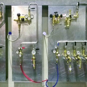 impianti distribuzione gas tecnici